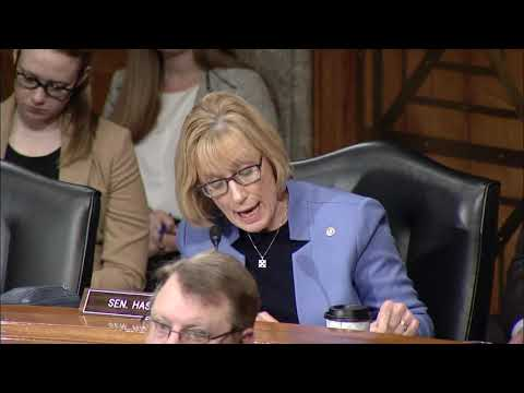 Senator Hassan Questions Nominee for Director of ICE