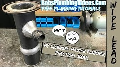 Licensed Master Plumber / Practical Test