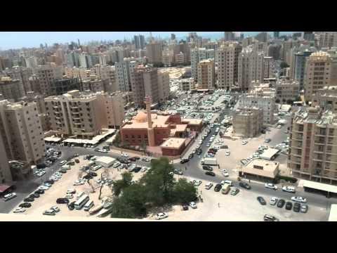 Kuwait City Salmiya.