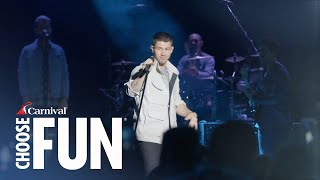 Recap: Nick Jonas Live at Sea | Carnival Cruise Line
