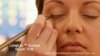 The Make-Up Foundation Tutorial 6: LimeLily Neutral Eye Makeup Thumbnail
