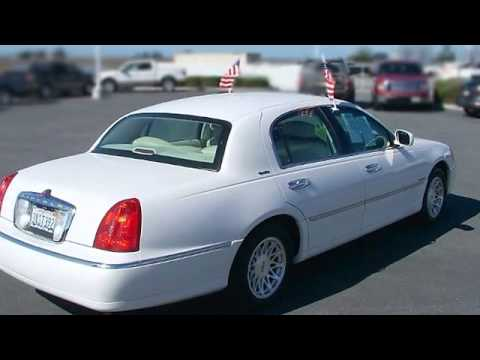 1998 Lincoln Town Car Salinas Valley Ford Lincoln Salinas Ca