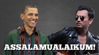 "Obama Nyanyi ""Assalamualaikum"" Faizal Tahir - AJL30 Naib Juara"