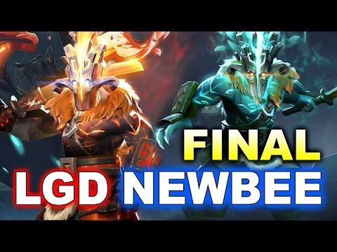 LGD vs NEWBEE - DPL FINAL - Professional League 3 DOTA 2