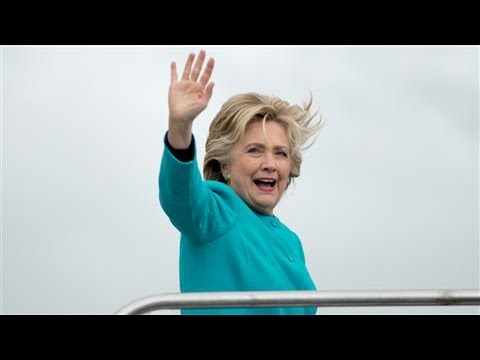 Clinton Pushes to Expand Her Map