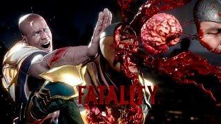 Mortal Kombat 11 All New Fatalities & Characters (So Far) | MK11 Gameplay | Todos los Fatality