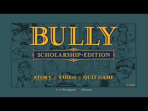 Bully (Scholarship Edition) PC Patch 1.200 | Endless Loading Fix | Link in Description