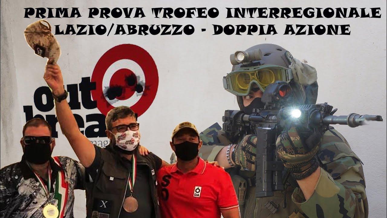 Trofeo Interregionale Lazio/Abruzzo Campionato Doppia Azione
