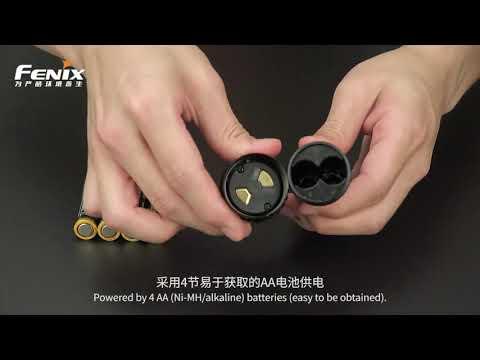 Senter Fenix LD42 LED Flashlight