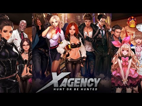 X Agency (English) Trailer & Gameplay BlueHole Studio New Mobile
