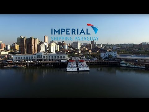 IMPERIAL Shipping Paraguay launches two new pushboats