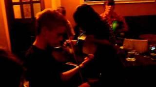 Cross Bar Session, Gurteen, Sligo, summer 2010,  by Dalia Avrahami