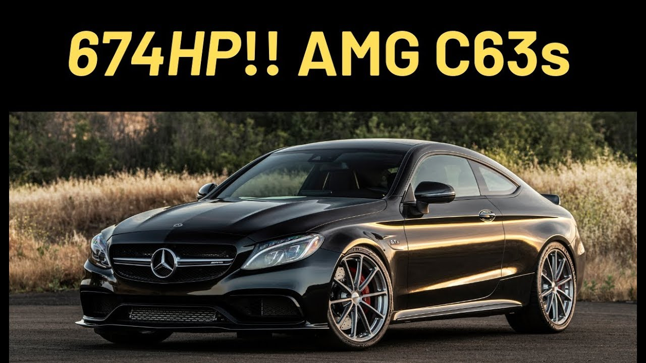Steve Dinan's 675-HP C63 Is as Great as Any BMW He Ever Tuned