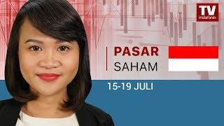 InstaForex tv news: Pasar Saham: Update mingguan (15 - 19 Juli)