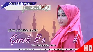 CUT AZRINA SARI - GASEH RABBI ( Qasidah Armawti Ar - Gaseh Rabbi ) HD Video Quality 2018.