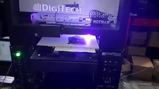 MDF Printing…