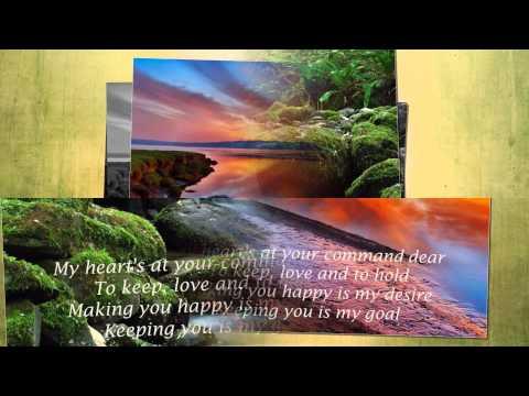 Pledging My Love - Emmylou Harris (Lyrics)