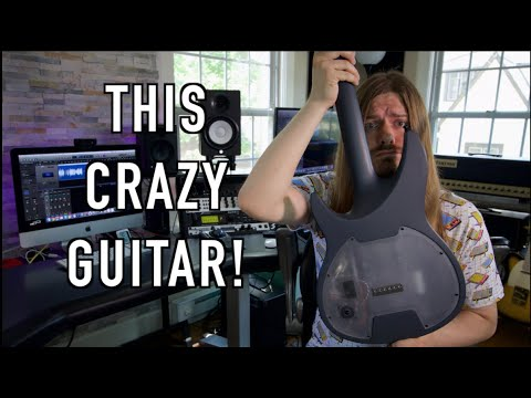 This Guitar Is Crazy!