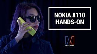 Nokia 8110 Hands-On: Retro Banana Phone!