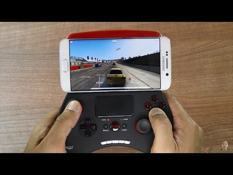 IPega PG-9028 Bluetooth Gaming Controller For Android & IOS Devices