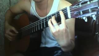 Dĩ vãng cuộc tình guitar solo