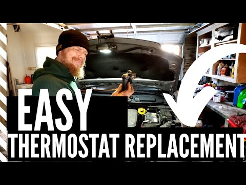2014 Chrysler Town and Country Thermostat Replacement