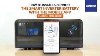 Zelio Wi-Fi Ev UPS : Mobil Uygulama Bağlantısı AV