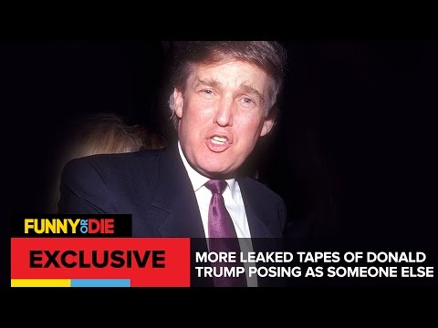"""New Leaked Tapes From Donald Trump's """"Publicist"""""""