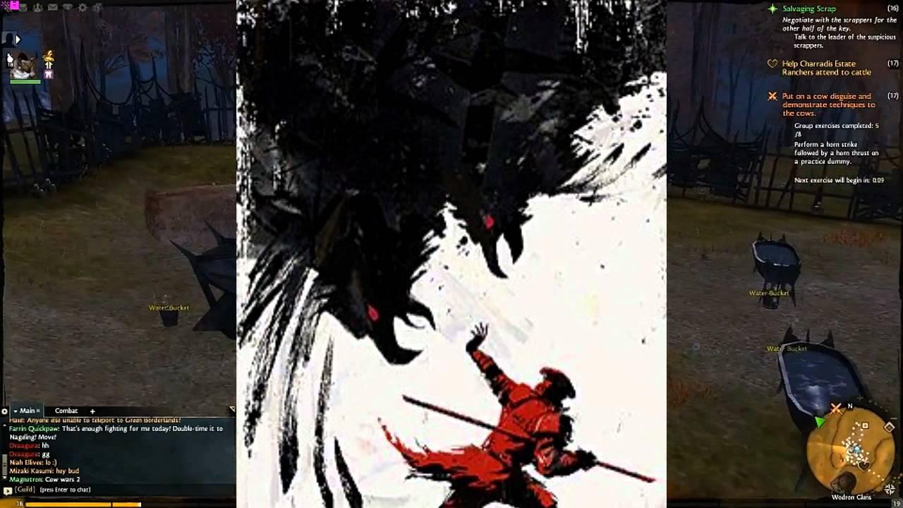 Guild Wars 2 Daily: Tengu Race Spotlight