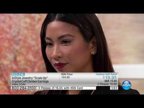 HSN | InStyle Jewelry 09.27.2016 - 01 PM