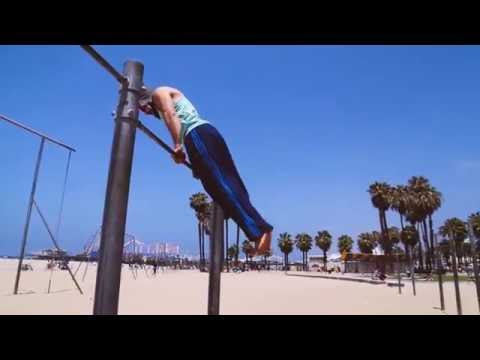 dannyG bars | Calisthenics in Santa Monica
