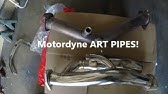 MOTORDYNE ART PIPES | PROFESSIONAL TRUE AUDIO TEST 370Z