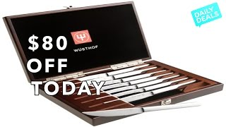 Wusthof Knife Set Under $50 Sale  - The Deal Guy