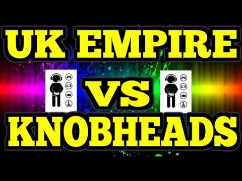 Clash Of Lords 2 - Guild Clash - UK Empire Vs Knobheads