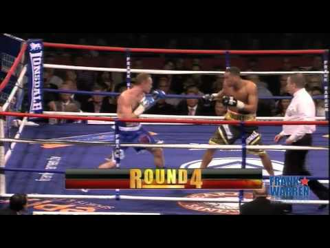 James DeGale vs George Groves