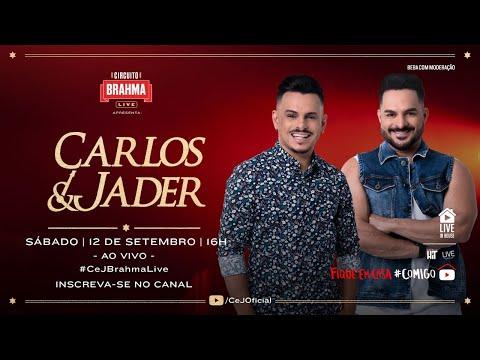 Carlos & Jader [Live In House] - 12/09 #FiqueEmCasa e Cante #Comigo