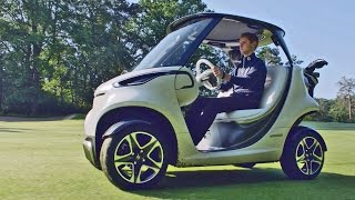 Mercedes-Benz Golf Sport Car OFFICIAL Video