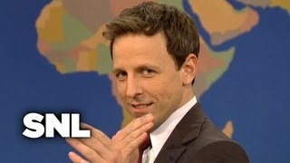 Weekend Update Favorites: Mar 3, 2012 - Saturday Night Live
