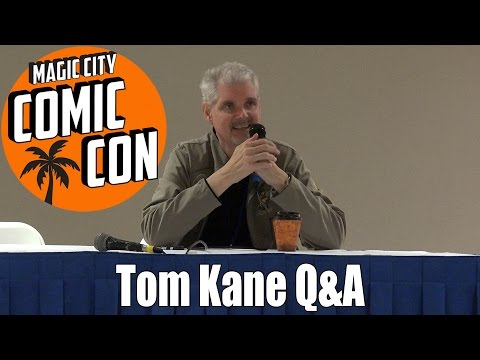 Tom Kane Q&A