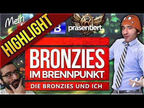 Die Bronzies und ich! Bronze 5 Highlights [League of Legends] [Deutsch / German] thumbnail