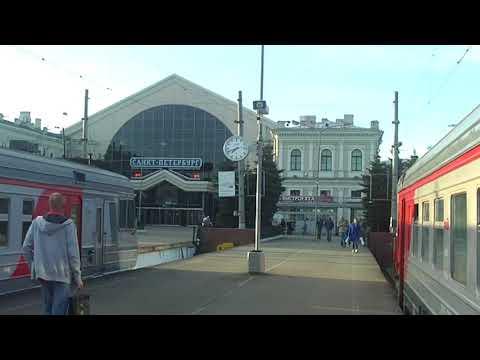 Балтийский вокзал _ Санкт-Петербрург
