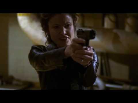 Michelle Vs Alvers in Plaza Basement - 24 Season 3