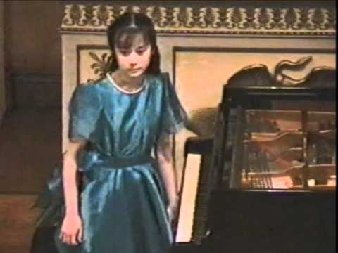 3. Internationaler Göttinger Chopin-Wettbewerb 1995 [7] Yurie Miura / Japan
