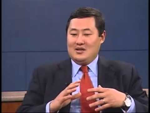Conversations With History:  John Yoo: Presidential War Powers