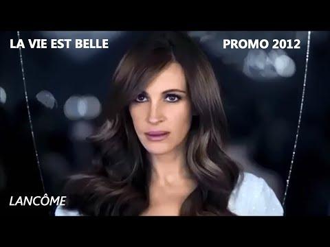 Lancome La Vie Est Belle Reseña (La Vida es Bella)  Video Promo 2012