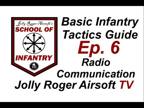 Radio Communication Guide-Basic Infantry Tactics - Jolly