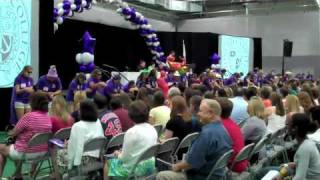 Stonehill College Orientation Class of 2014