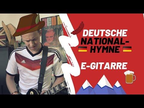 Deutsche Nationalhymne [german anthem e-guitar] - Marius Deutsch
