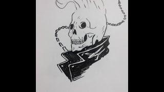 Призрачный гонщик (англ. Ghost Rider)-№66.