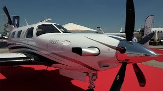 M600 Turboprop is Piper's Top Performer – AINtv